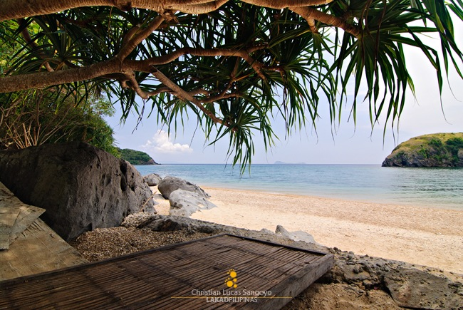 A Perfect Place to Chill at Tabonan Beach, Banton Islands