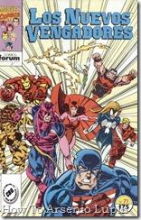 P00071 - Los Nuevos Vengadores #71