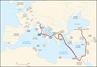 Campañas de César de Roma a Zela- 47 a. C.