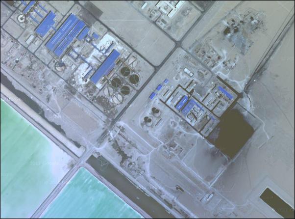 Que construisent les Chinois dans le désert du Gansu -8