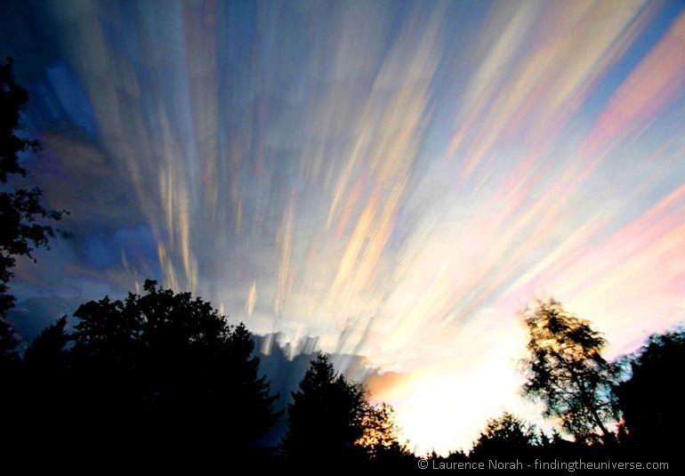 Sky blur 1