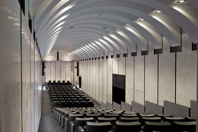 Progetto di Mario Botta Auditorium ©ORCH chemollo