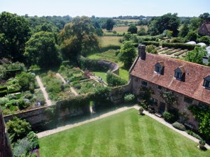 Sissinghurst Tower View 002