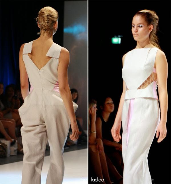 Raffles Graduate Fashion Show 2013 - Adrian Yu