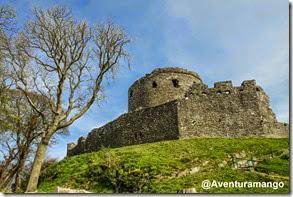 Dundrum Castle - Irlanda do Norte