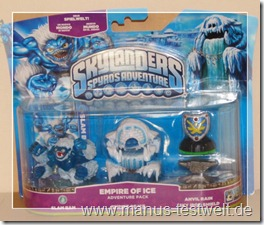 Spyros Adventures Set