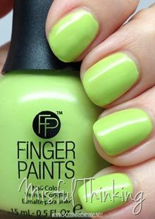 FingerPaints Misful Thinking