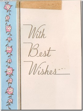Best Wishes Cover