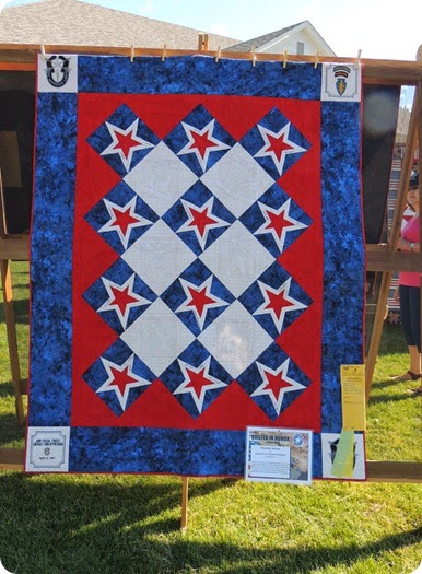 20.Quilted in Honor