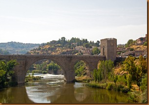 Toledo, bridge