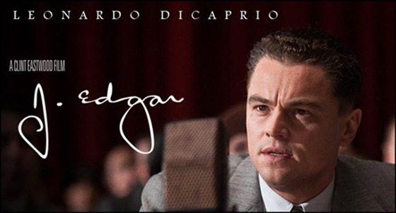 «J. Edgar» στον Δημοτικό Κινηματογράφο (30,31/3/2012, 1,4/4/2012)