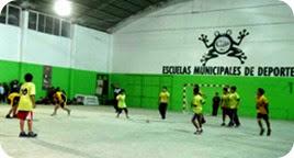 La última fecha de la Liga Municipal de Handball se jugará en el Polideportivo de Mar de Ajó