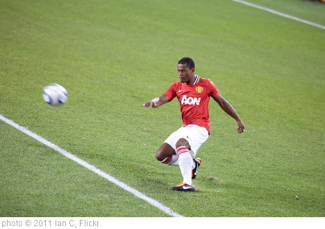 'Patrice Evra' photo (c) 2011, Ian C - license: http://creativecommons.org/licenses/by-sa/2.0/