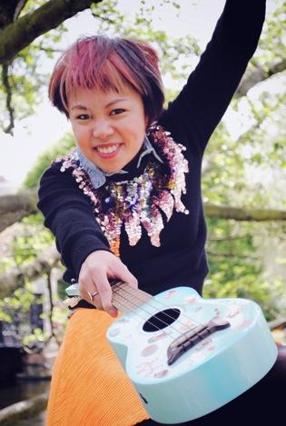 ukulele in tree 4