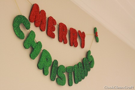 Merry Christmas Banner (2)
