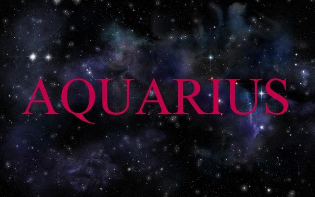 Aquarius 2014