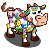 Sticker Cow