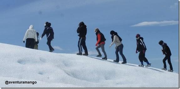 Minitrekking Perito Moreno 5