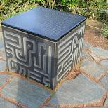 magical cube in Mitaka, Tokyo, Japan
