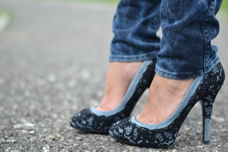 Dolce&Gabbana Shoes, lace
