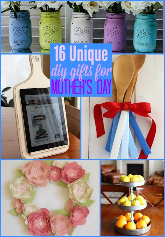 Ginger snap crafts tons of cute easy mother s day gift for Small gifts for mom