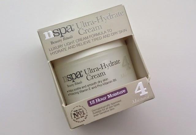 NSPA Ultra Hydrate Cream