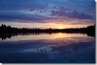 solnedgång (k)