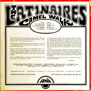 The latinaires camel walk back 1