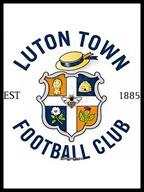 Luton Town Badge