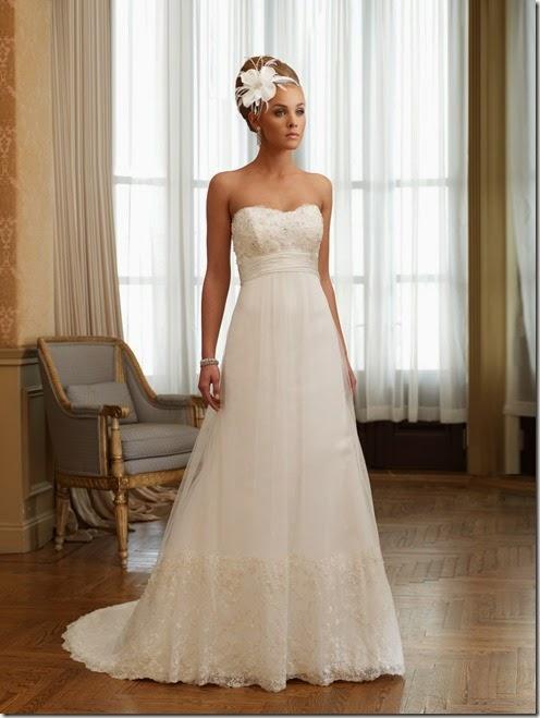 1dress Hochzeitskleid