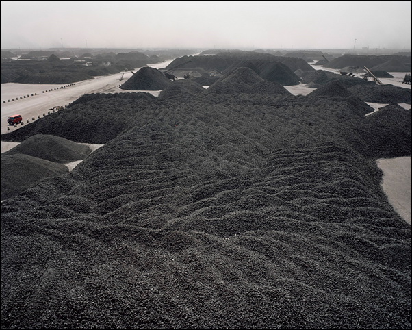 Coal mine in China. Photo: EcoNews