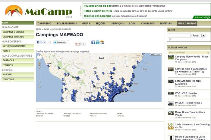 Guia Campings Macamp