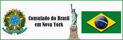 Consulado brasileiro em Nova York