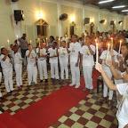 Celebrações do mês de mai, na Paróquia São Francisco de Assis - Boca do Rio