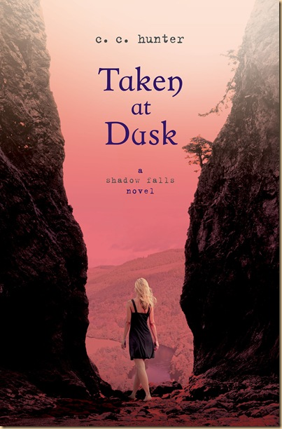 Cover Reveal: Taken at Dusk by C.C. Hunter