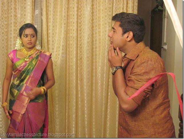 Actress-Ananya-hot_in_saree_Engagement-photos_01