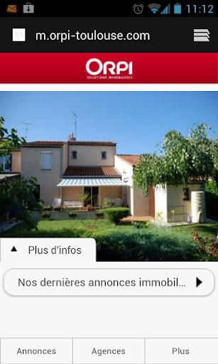 Orpi Toulouse