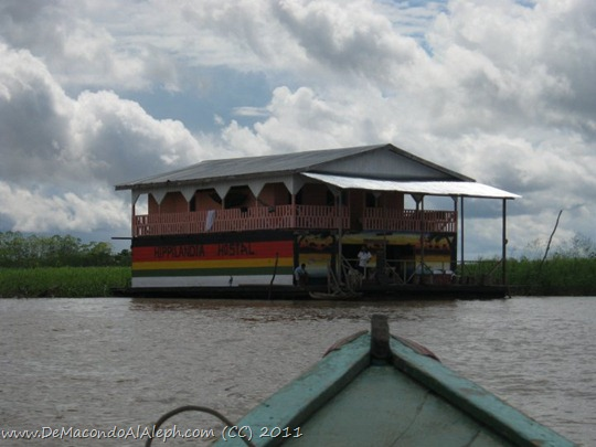 Alojamiento Amazonas Hostal Hippilandia