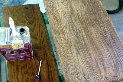 Stripping Furniture 101 By Sawdust And Embryos
