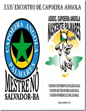 XXIV Encontro de Capoeira