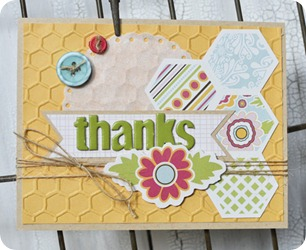 honeycomb thanks