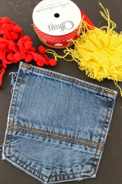jean pocket supplies