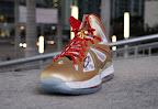 nike lebron 10 pe championship gold 6 06 Poor Mans Championship Gold Nike LeBron X iD by TWNTY8