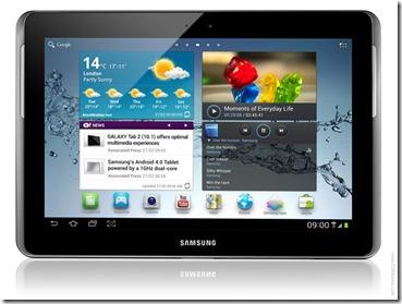 Samsung Galaxy Tab 2 10.1 Advantages And Disadvantages
