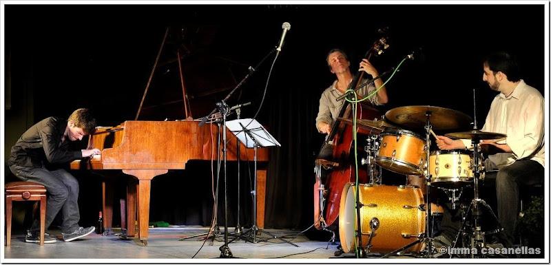 Gonzalo del Val Trio, Vilafranca del Penedès 2012