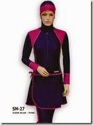 harga baju renang muslimah