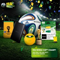 Sony FIFA Fever Contest