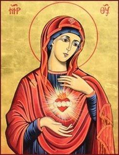 Imaculado Coração de Maria1