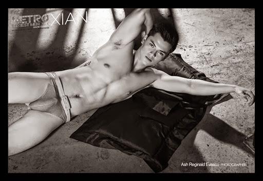 Metro Sexiest Men Xian
