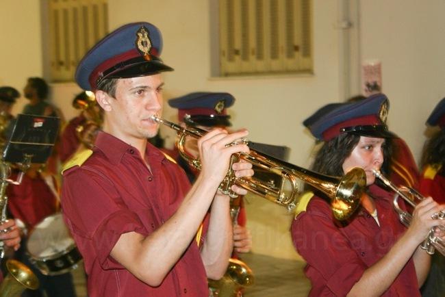 Περαντζάδα από την Φιλαρμονική για την Ευρωπαϊκή Ημέρα Μουσικής